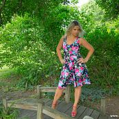 Ann Angel Summer Dress Picture Set 193