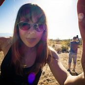 Ariel Rebel Joshua Tree Park Picture Set