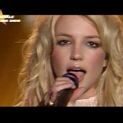 Britney Spears Not yet a Girl Live Graines De Star 2002 Video