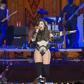 Demi Lovato Live At Villa Mix Festival Goiania 2017 HD Video