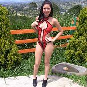 Luisa Herrera Red Peek a Boo Bonus LVL 2 TBF HD Video 073