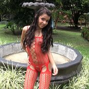 Sofia Sweety Red Mesh Bonus LVL 3 HD Video 002