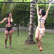 Thaliana Bermudez, Clarina Ospina & Yeraldin Gonzales Just Hanging Around Bonus LVL 2 TBF HD Video 061