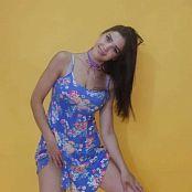 May Model Striptease HD Video 147