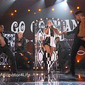 Ariana Grande & Iggy Azalea Sexy Shiny Dress Live BMA 2014 HD Video