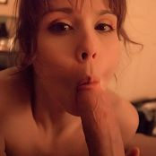 Ariel Rebel Hotel Blowjob Picture Set