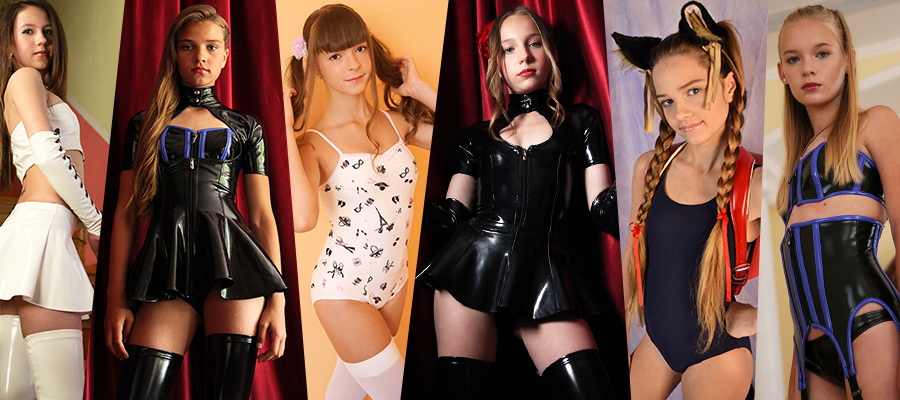 Candydoll Various Teen Models Picture Sets & Videos Siterip Part 3