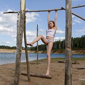 Fame Girls Grace Picture Set & HD Video 013