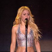 Shakira Complicated Live Paris 2011 HD Video