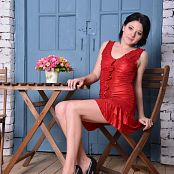Silver Angels Valensiya Red Picture Set 3