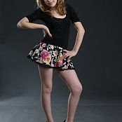 Silver Jewels Madison Floral Skirt Picture Set 001