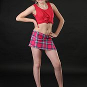 Silver Jewels Madison Tartan Skirt Picture Set 1
