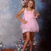 Silver Stars Angelica Pink Dress Picture Set 1