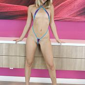 Teenikini Nicole Crisscross Bikini Picture Set & HD Video 018