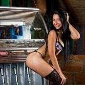 Yeraldin Gonzales Bikini Lingerie TM4B Picture Set 004