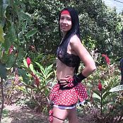 Yeraldin Gonzales Polka Dot Mini TM4B HD Video 001