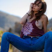 Ariel Rebel Blue Jeans Picture Set 2