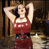 Goddess Alexandra Snow Thirst For Blood Vampire Fetish HD Video