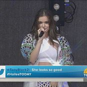 Hailee Steinfeld Love Myself Live Citi Concert Series 2017 HD Video