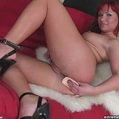 Katja Kassin Extreme Fine Art Big Buttplug Fun Video