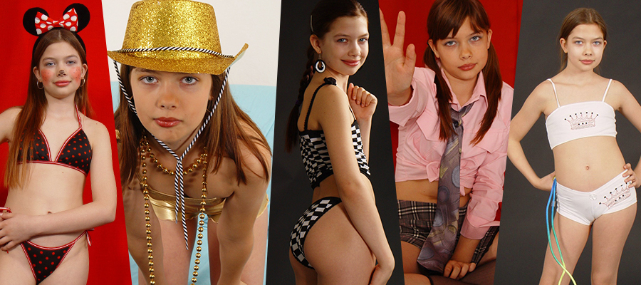 Little Panther Cute Teen Model Picture Sets Siterip