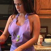 Missy Model In The Kitchen With Missy Video