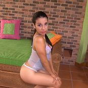 Natalia Marin Pale Blue Babydoll TM4B HD Video 007