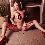 Sarah Peachez I Killed The Cook Picture Set