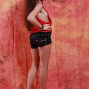 Silver Jewels Black Shorts Picture Set 3