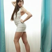 Silver Jewels Sarah White Dress Picture Set 3