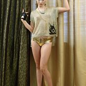 Silver Starlets Alice Gold Picture Set 4