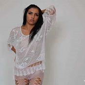 Angela Model Striptease HD Video 68