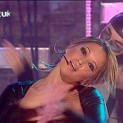 Rachel Stevens So Good Live CDUK 2005 Video