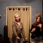 2 Cute Young Girls Dancing In Their Room Video
