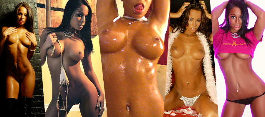 Brianna Frost Sexy Ebony Babe Videos & Pictures Megapack