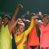 Britney Spears Missy Mix Dancing Routine POM Tour 2016 HD Video