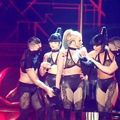 Britney Spears Sexy Medley Las Vegas 2015 HD Video