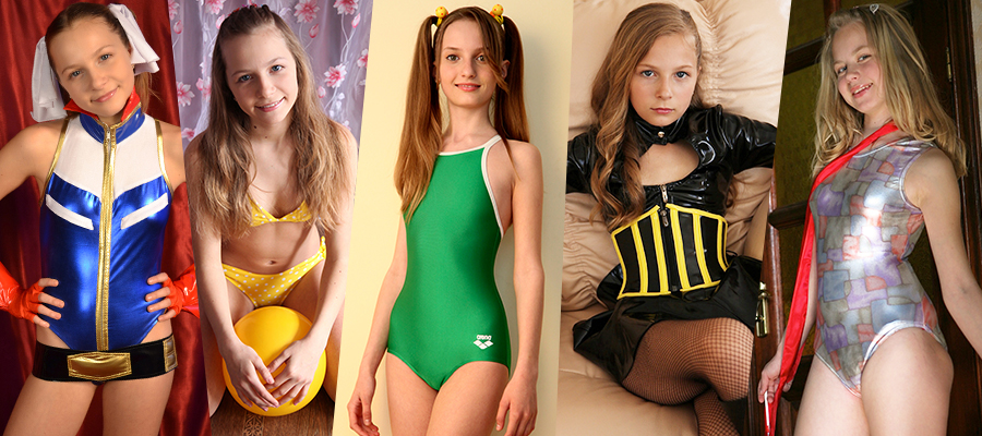 Candydoll Various Teen Models Picture Sets & Videos Siterip Part 6