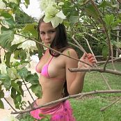 Daniela Florez Pink Bikini TM4B HD Video 003