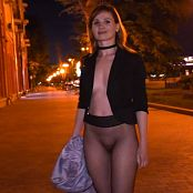 Jeny Smith Night Walk HD Video