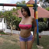 Pamela Martinez Red Caution Top TM4B HD Video 016
