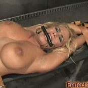 Shyla Stylez Tied Up Gagged And Fucked By Machine BDSM Video