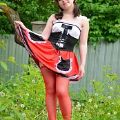 Silver Starlets Jess Cosplay Picture Set 7