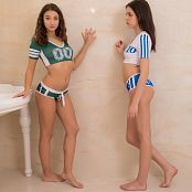 TeenMarvel Bella & Sofie Best Friends Picture Set & HD Video
