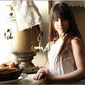 TeenModelingTV Sarah White Stockings Picture Set