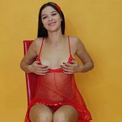 May Model Striptease HD Video 154