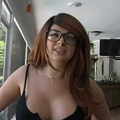 Bailey Jay Cum On My Glasses On My Porch HD Video