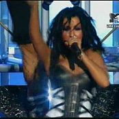 Christina Aguilera Dirrty & Fighter Live Video Music Awards 2003 Video