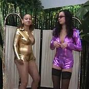 FloridaTeenModels Alazai & Jaye Double Trouble Spandex Video