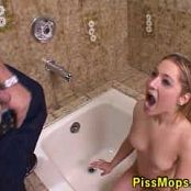 Kayla Marie Getting Pissed On PissMops Video